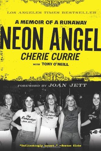 Neon Angel A Memoir of a Runaway N/A edition cover
