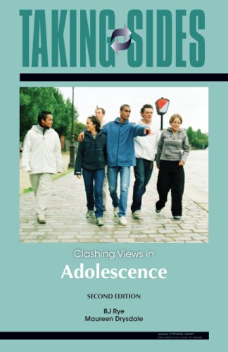 Clashing Views in Adolescence  2nd 2009 edition cover