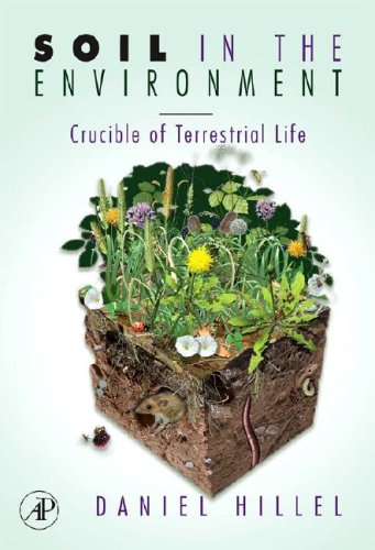 Soil in the Environment Crucible of Terrestrial Life  2007 edition cover