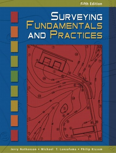 Surveying Fundamentals and Practices  5th 2006 (Revised) edition cover