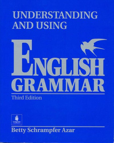 Understanding and Using English Grammar  3rd 2007 edition cover