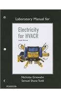 Lab Manual for Fundamentals of Electricity for HVAC/R   2014 9780135125366 Front Cover