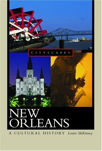 New Orleans A Cultural History  2005 edition cover