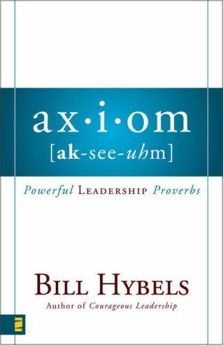 Axiom   2008 edition cover