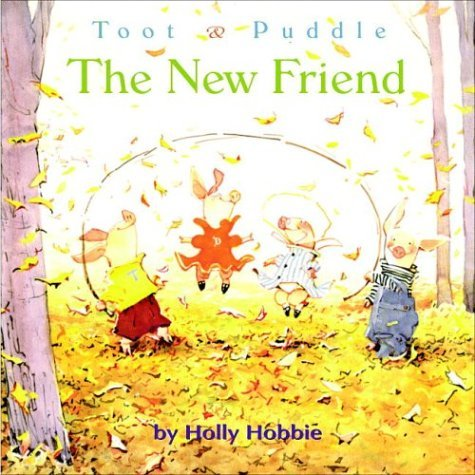 New Friend   2004 edition cover