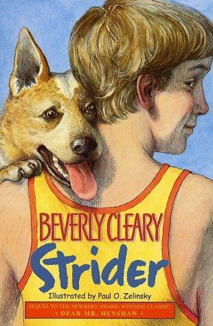 Strider   1991 edition cover