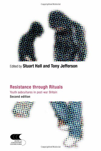 Resistance Through Rituals Youth Subcultures in Post-War Britian 2nd 2006 (Revised) edition cover