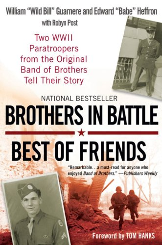 Brothers in Battle, Best of Friends  N/A edition cover