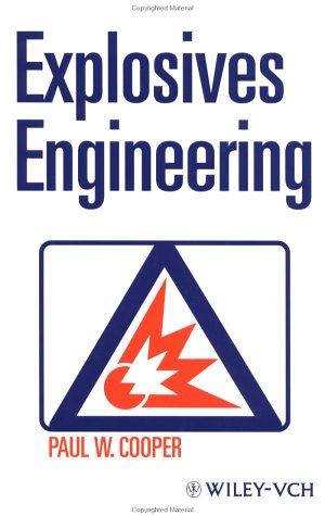 Explosives Engineering   1997 edition cover