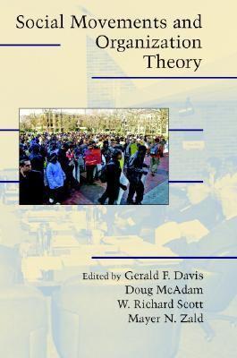 Social Movements and Organization Theory   2005 9780521548366 Front Cover