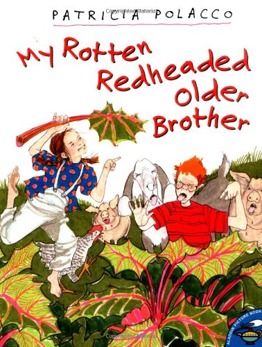 My Rotten Redheaded Older Brother   1994 edition cover