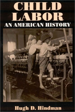 Child Labor An American History  2003 edition cover