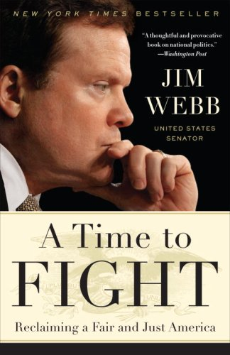 Time to Fight Reclaiming a Fair and Just America  2008 edition cover