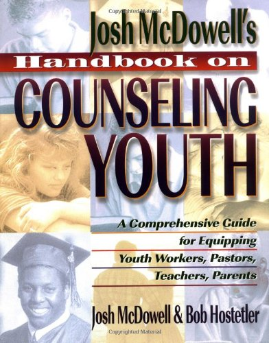 Handbook on Counseling Youth   1996 edition cover