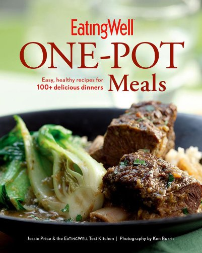 Eatingwell One-Pot Wonders   2011 9780881509366 Front Cover
