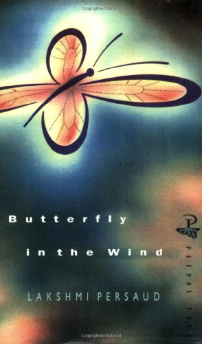 Butterfly in the Wind  Reprint  9780948833366 Front Cover