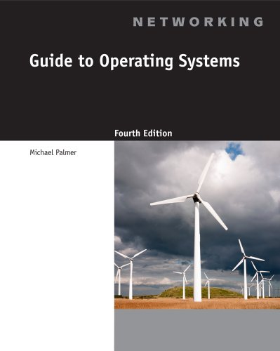 Guide to Operating Systems  4th 2012 edition cover