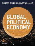 Global Political Economy Evolution and Dynamics 4th 2013 edition cover