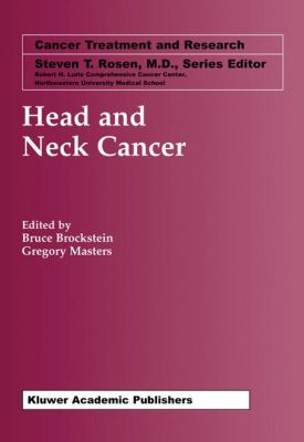 Head and Neck Cancer   2003 9781402073366 Front Cover