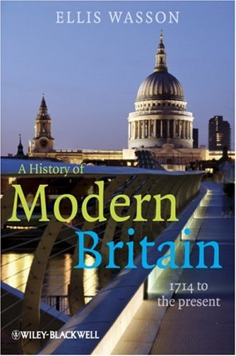 History of Modern Britain 1714 to the Present  2009 edition cover