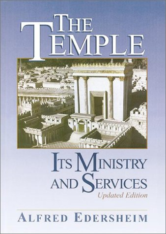 Temple Its Ministry and Services 2nd 9781565631366 Front Cover