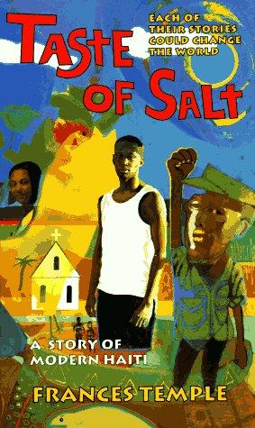 Taste of Salt A Story of Modern Haiti  2005 edition cover