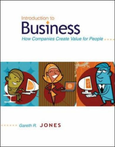 Introduction to Business with Online Learning Center Access Card   2007 edition cover