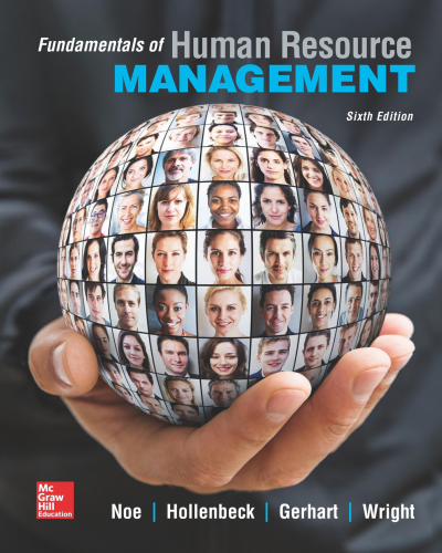 Fundamentals of Human Resource Management 6th 9780077718367 Front Cover