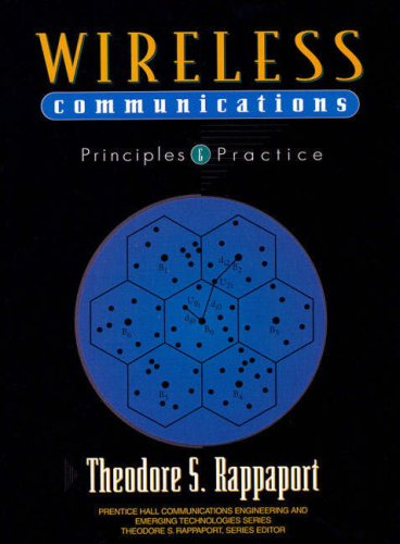 Wireless Communications Principles and Practice 1st 1996 edition cover