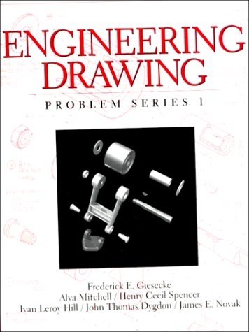 Engineering Drawing  10th 1997 edition cover