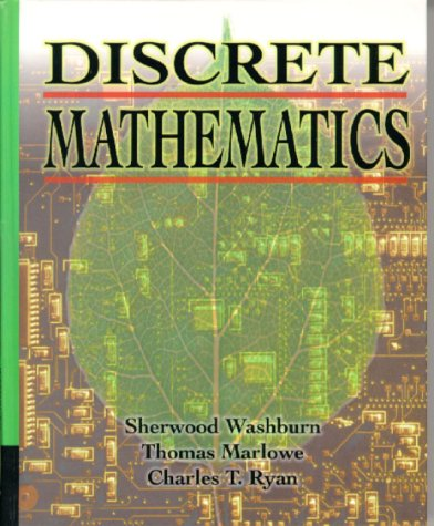 Discrete Mathematics   2000 edition cover