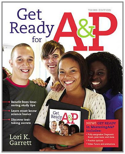 Get Ready for A and P  3rd 2013 (Revised) edition cover