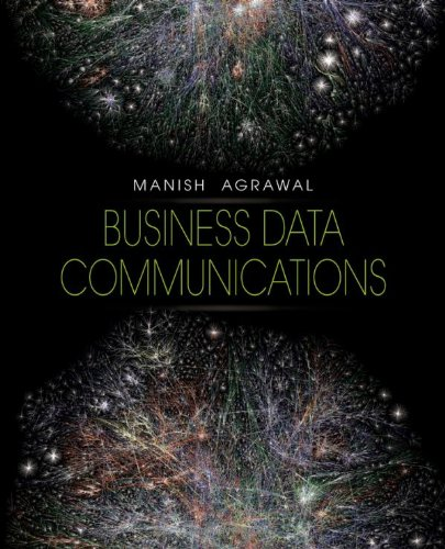 Business Data Communications   2011 edition cover
