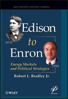 Edison to Enron Energy Markets and Political Strategies  2011 edition cover