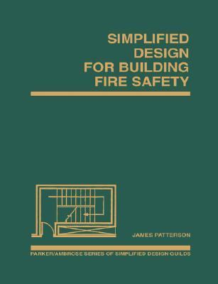 Simplified Design for Building Fire Safety  1st 1993 9780471572367 Front Cover