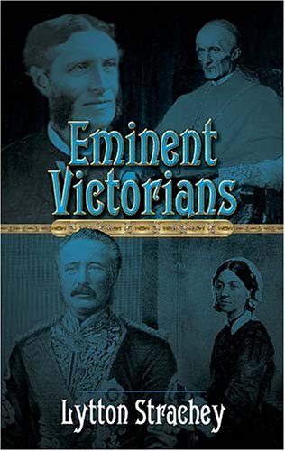 Eminent Victorians   2006 9780486451367 Front Cover