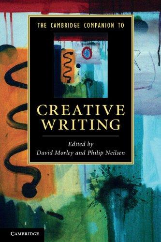 Cambridge Companion to Creative Writing   2012 edition cover