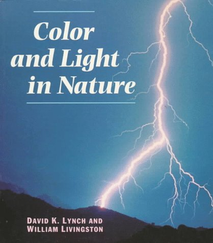 Color and Light in Nature   1995 edition cover