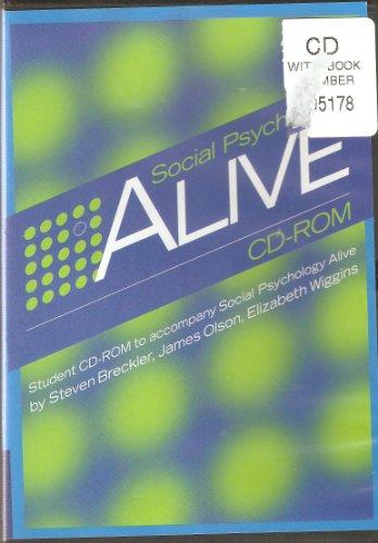 Social Psychology Alive   2006 9780534578367 Front Cover