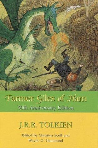 Farmer Giles of Ham  50th 1999 (Anniversary) edition cover