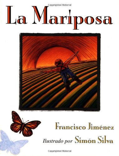 Mariposa The Butterfly  2000 9780618070367 Front Cover