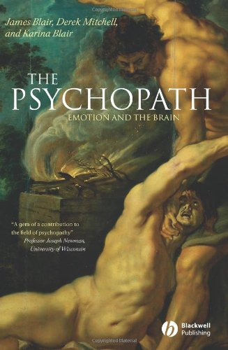 Psychopath Emotion and the Brain  2005 (Revised) edition cover