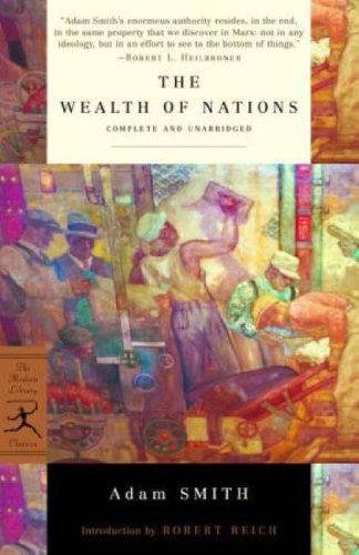 Wealth of Nations   2000 9780679783367 Front Cover