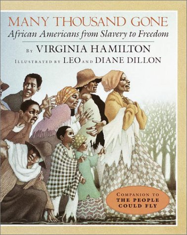 Many Thousand Gone African-Americans from Slavery to Freedom N/A edition cover