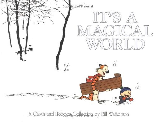 It's a Magical World   1996 edition cover