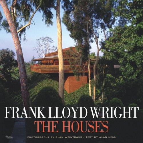 Frank Lloyd Wright: the Houses   2005 9780847827367 Front Cover