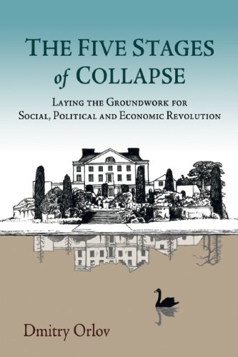 Five Stages of Collapse   2013 edition cover