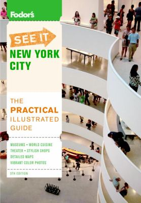 Fodor's See It New York City, 5th Edition  N/A 9780876371367 Front Cover