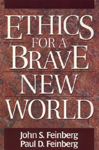Ethics for a Brave New World  1993 edition cover