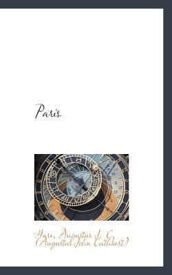 Paris  N/A 9781113165367 Front Cover